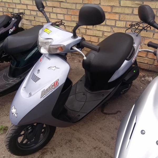 Suzuki Lets2