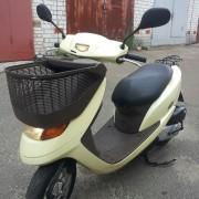 Honda Dio Cesta