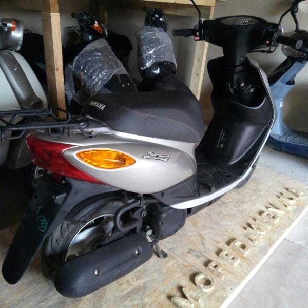 Скутер ямаха джог ремонт