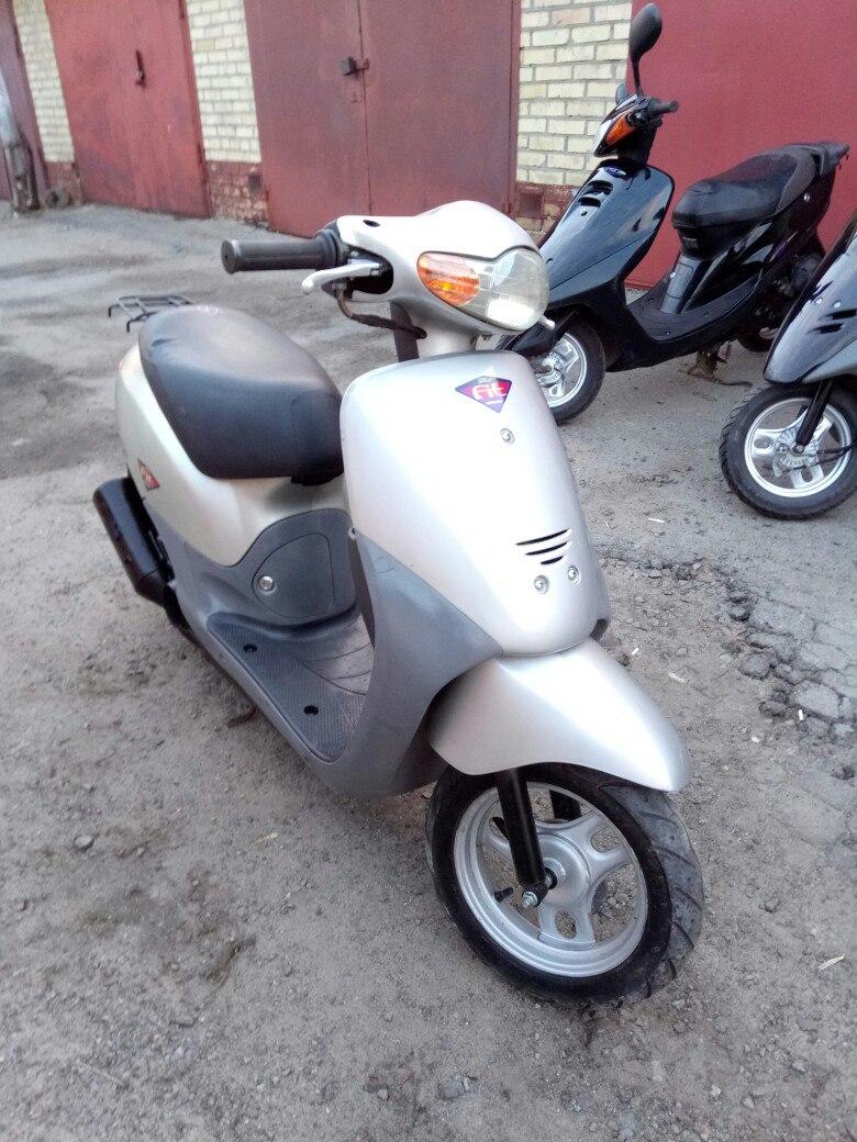 Honda Dio Fit