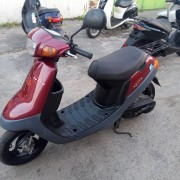 Yamaha Aprio new